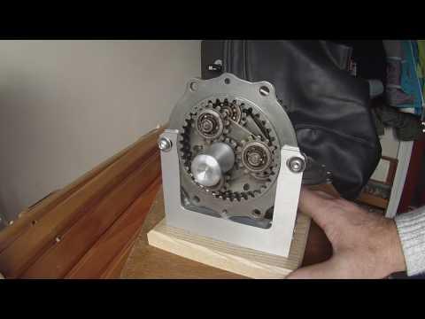 Rolls Royce Merlin hand starter