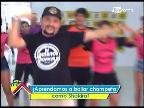 Aprenda a bailar champeta como Shakira