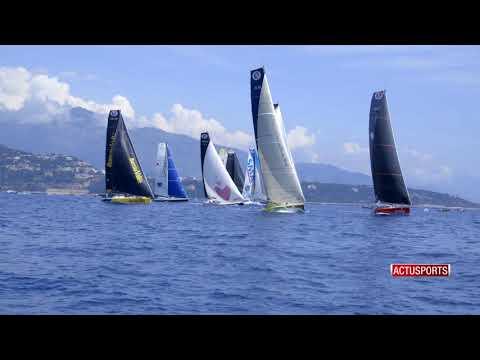 Start of the Monaco Globe Series