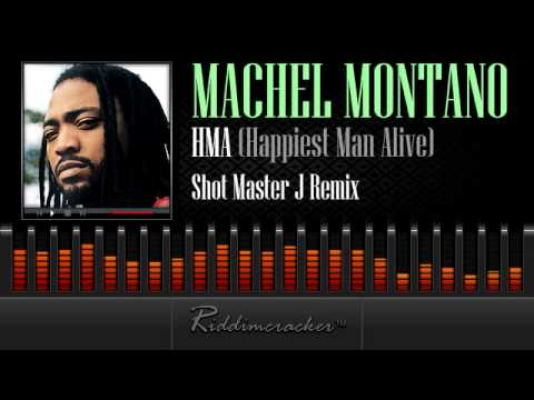 Machel Montano – HMA (Happiest Man Alive) Shot Master J Remix [Soca 2014]