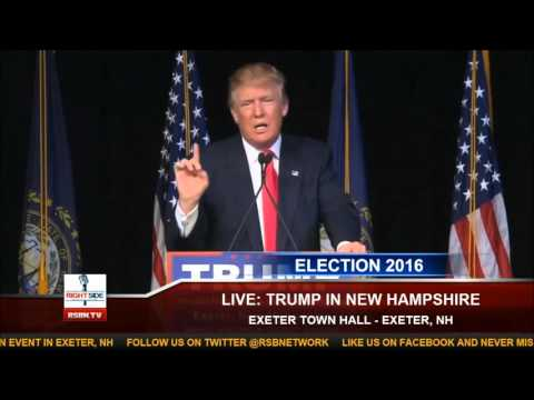 VIDEO: Trump Owns Illegal Alien Backing Heckler