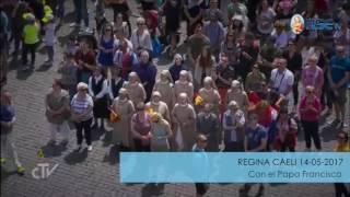 REGINA CAELI 14-05-2017