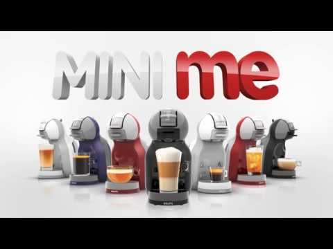 Uradna predstavitev Nescafe Dolce Gusto MiniMe