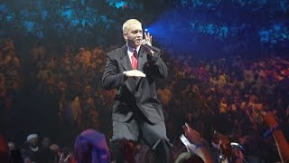 Eminem: Live from New York City [4k / Ultra HD Version 2015]