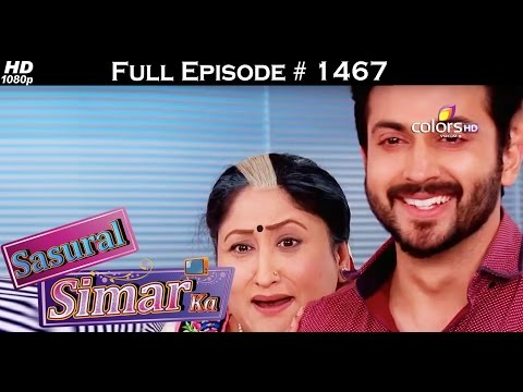 Sasural-Simar-Ka--9th-April-2016--ससुराल-सीमर-का--Full-Episode-HD