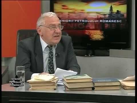 Emisiunea Seniorii Petrolului Românesc – Mihai Pascu Coloja și Mihai Adrian Albulescu – 7 iunie 2014