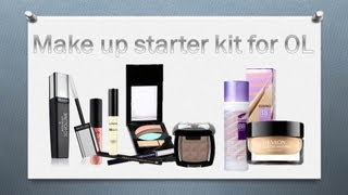 化妝新手入門--OL篇 (下集) Make Up Starter Kit For Office Ladies (part2)