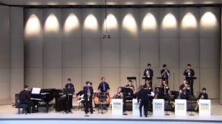 USDAN SENIOR JAZZ ENSEMBLE. A NIGHT IN TUNISIA. 12:00PM SHOW. JULY 28TH 2014 - YouTube