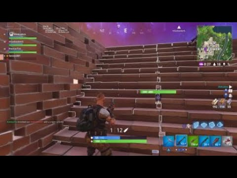 THE LONGEST NOSCOPE SHOT WITH HUNTING RIFLE IN FORTNITE!!!