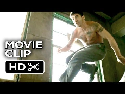 District b13 - parkour chase scene hd (david belle - founder of modern day freerunning)