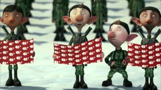 &#39;Arthur Christmas&#39; Trailer 2