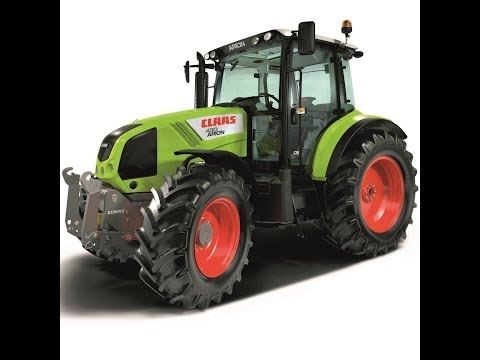 LS 13 MODS - CLAAS ARION 620