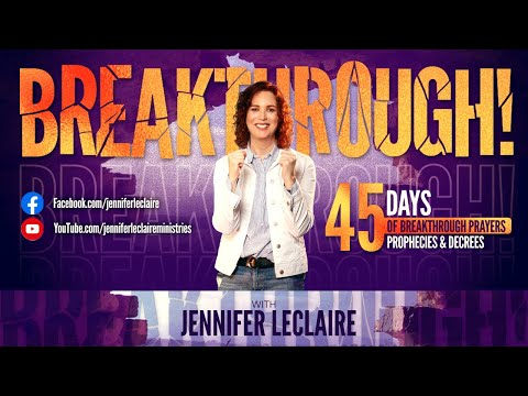 When Breakthrough Moves Demonic Mountains (Breakthrough Day 39)