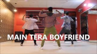 Main Tera Boyfriend Song  Raabta  Neha Kakkar CHOREOGRAPHY BY THE DANCE MAFIA[DANCE AND FITNESS STUDIO] mohali 9501915706 , 9501915706