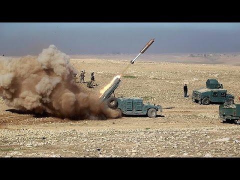 Προελαύνουν οι ιρακινές δυνάμεις στη Μοσούλη – Ανησυχία για τους αμάχους