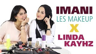 Download Video Get Ready with Imani X Linda Kayhz | Imani Les Makeup MP3 3GP MP4