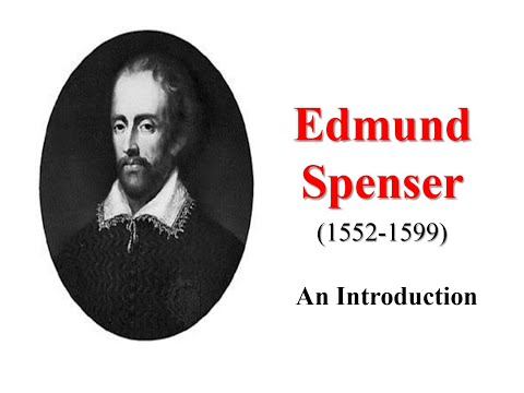 Edmund Spenser - An Introduction