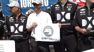 Live streaming from the Honda Indy Toronto.