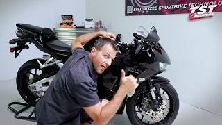 9. Ashy to Classy: 2013+ Honda CBR600RR Mods and Upgrades by TST Industries