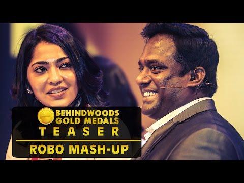 Behindwoods-Gold-Medals-Teaser--Robo-Mashup