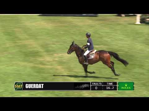 Steve Guerdat & Venard de Cerisy - Grand Prix 5* Jumpoff - Pan American Cup presented by Rolex