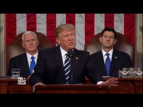 'What will America look like as we reach our 250th year?' asks President Trump