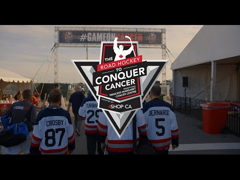Road Hockey to Conquer Cancer 2015 - Game On Cancer