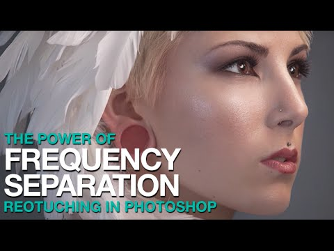 Retouching - What is Frequency Separation? Frequency separation helps make retouching a portrait easier in Photoshop. Frequency separation works because it allows you to ...