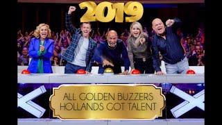Video ALL GOLDEN BUZZERS l HOLLANDS GOT TALENT 2019 ⭐️ #hollandsgottalent #goldenbuzzer MP3, 3GP, MP4, WEBM, AVI, FLV Juni 2019