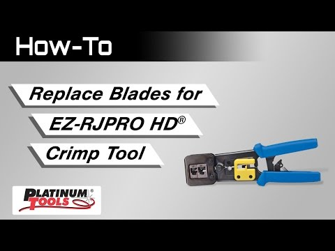How-to: Replace your blades!