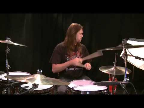 Old Time Rock and Roll Drum Lesson