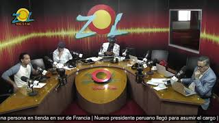 Jose Laluz comenta el problema que tiene Facebook por fuga de información usuarios