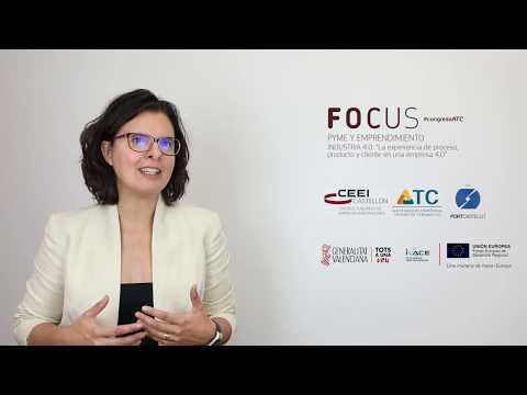 Focus Pyme Industria 4.0. Entrevista a Teresa García Muño. Generalitat Valenciana[;;;][;;;]