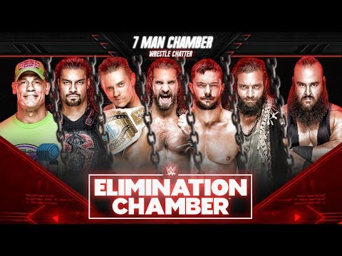 7 Man Elimination Chamber 2018 Entry Predictions | WWE Elimination Chamber 2018 Predictions