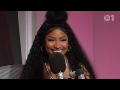 Nicki Minaj — Beats 1 [FULL INTERVIEW]