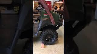 6. Kawasaki Mule Lift Kit Installation