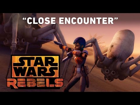 Star Wars Rebels 2.20 Clip
