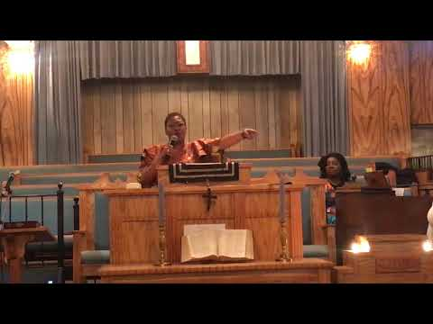 23rd Pastoral Anniversary - Elder Stephanie Brogdon