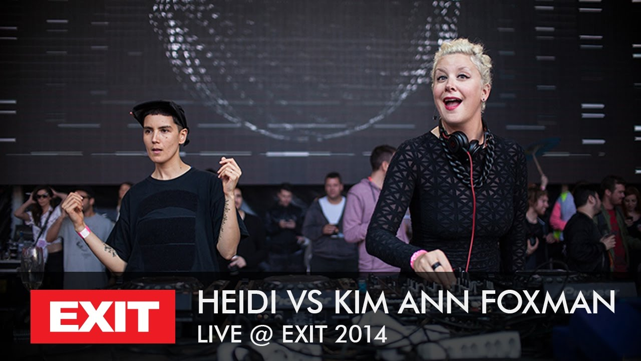 Heidi vs Kim Ann Foxman - Live @ EXIT Festival, mts Dance Arena 2014