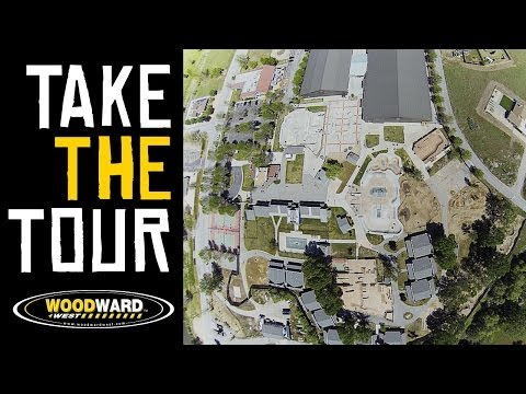 Woodward West Camp Skate Park Tour