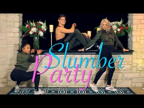Britney Spears - Slumber Party feat Tinashe | The Fitness Marshall | Dance Workout
