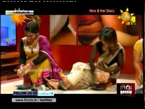 sabeetha - Niro and Stars Upeksha Swarnamali & Sabeetha Perera.
