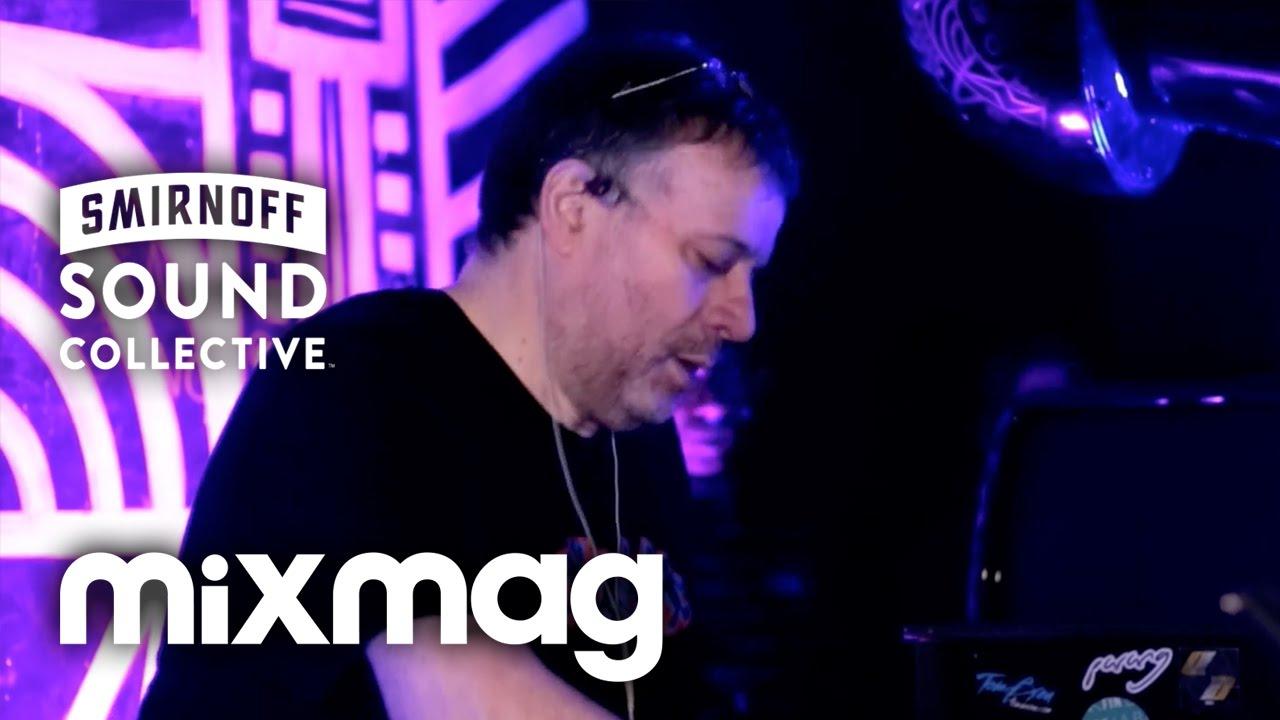 Francois K - Live @ Mixmag Lab NYC 2016