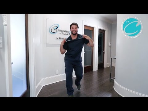 Dr. Rich Constantine dancing dentist goes viral again - Over 3 million views on Facebook - Grillz_Fogorvosi rendelőben. Heti legjobbak