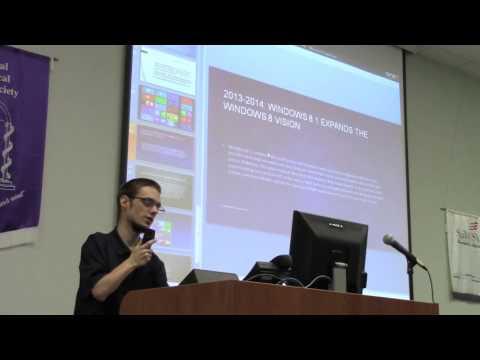 James Hurst - History of Microsoft