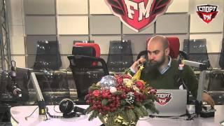 100% Футбола с Александром Бубновым. 21.12.2015