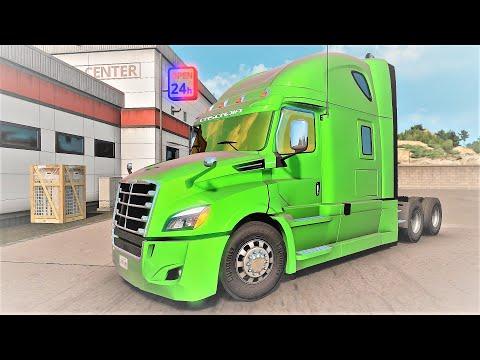 Freightliner Cascadia 2018 v1.15 [REL] 1.37
