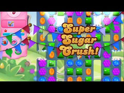 Candy Crush Saga Level 4793 (3 Stars)