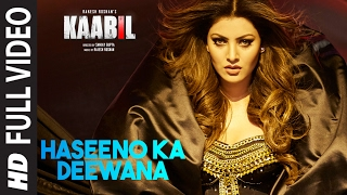 Nonton Haseeno Ka Deewana Full Video Song   Kaabil   Hrithik Roshan  Urvashi Rautela   Raftaar   Payal Dev Film Subtitle Indonesia Streaming Movie Download