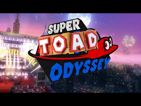 Toad Sings Jump Up Superstar